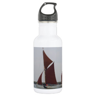 Classic Sailing Barge 18oz Water Bottle