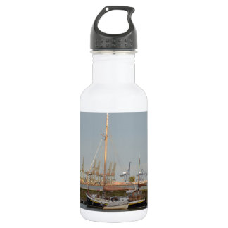 Classic Sailing Barge Stenoa 18oz Water Bottle