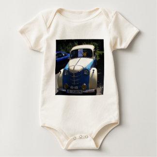 Classic Saloon Car Baby Creeper