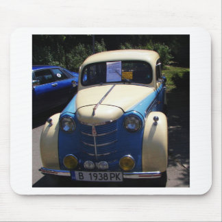 Classic Saloon Car Mouse Pad