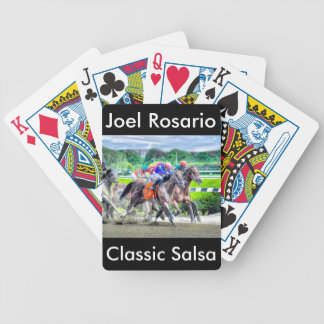 Classic Salsa  Joel Rosario Bicycle Playing Cards