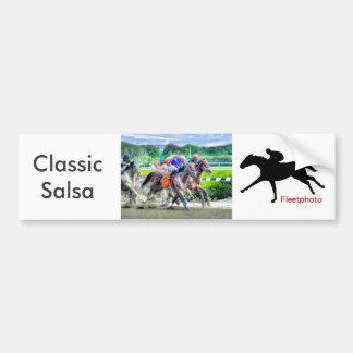 Classic Salsa  Joel Rosario Bumper Sticker