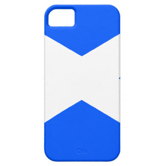 Classic saltire flag image iPhone 5 cover