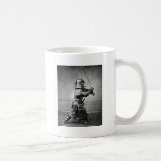 Classic Samurai Photo Coffee Mug