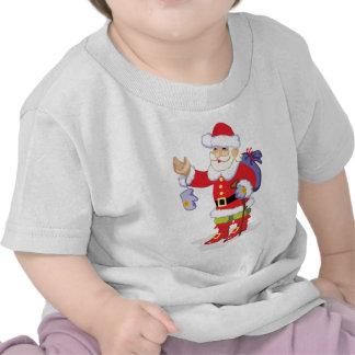 Classic Santa Claus T-shirts