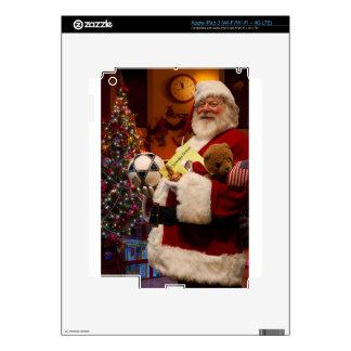 Classic Santa Ipad 3 skin