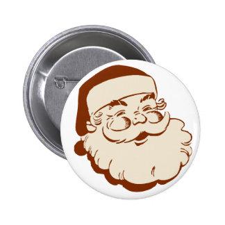 Classic Santa Pin