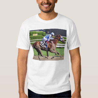 Classic Saratoga Horse Racing T-Shirts