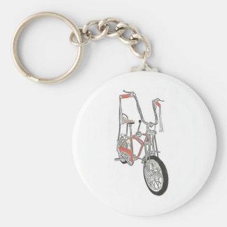 Classic Schwinn Orange Krate 60's Bike Bicycle Keychain
