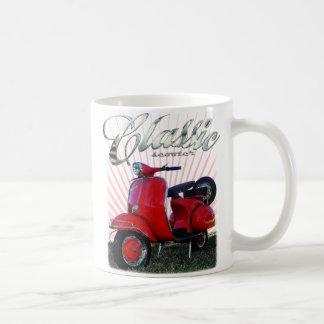 Classic Scooter Coffee Mug
