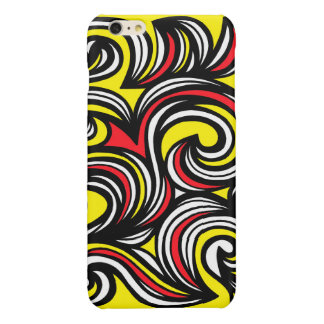 Classic Self-Confident Dynamic Celebrated Glossy iPhone 6 Plus Case