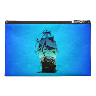 Classic Ship Travel Accessory Bags