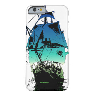 Classic Ship Barely There iPhone 6 Case