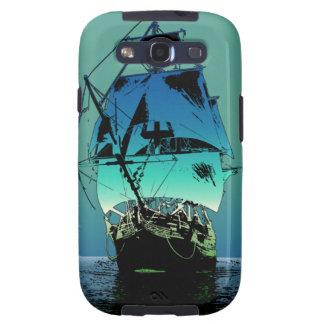 Classic Ship Galaxy SIII Case