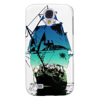 Classic Ship Samsung Galaxy S4 Cases