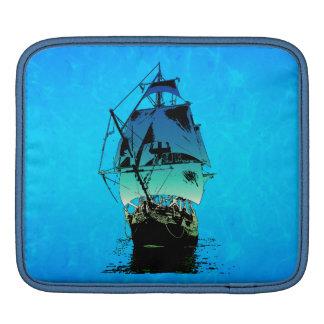 Classic Ship Sleeve For iPads