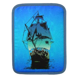 Classic Ship iPad Sleeves