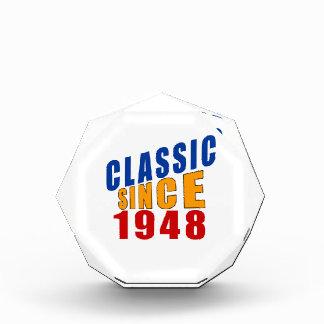 Classic Since 1948 Award