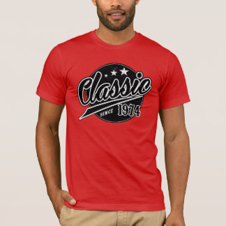 Classic since 1974 T-Shirt