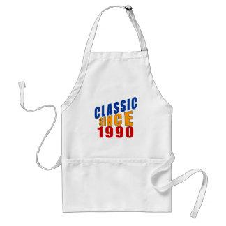 Classic Since 1990 Adult Apron