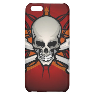 Classic Skull and Crossbones iPhone 4 Speck Case iPhone 5C Covers