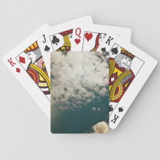Classic Sky Backdrop Playing Cards
