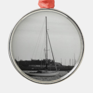 Classic Sloop Christmas Ornaments