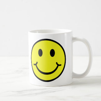 Classic Smiley Coffee Mug
