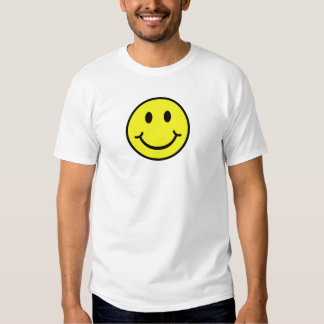 Classic Smiley T Shirt