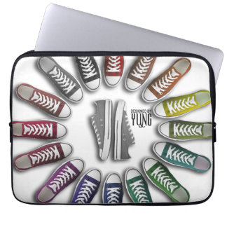 Classic Sneakers Circle Case Sleeves