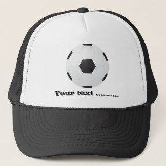 Classic Soccer ball Hat