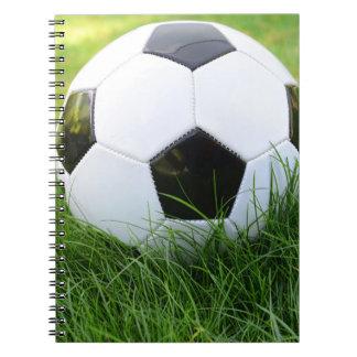 Classic Soccer Ball Notebook