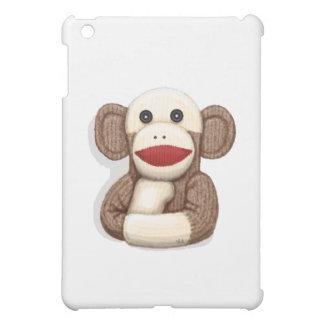 Classic Sock Monkey iPad Mini Covers