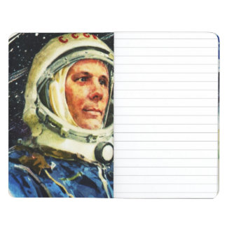CLASSIC SPACE MISSION ASTRONAUT JOURNAL