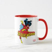 Classic Spider-Woman Mug
