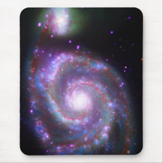 Classic Spiral Galaxy Mousepad