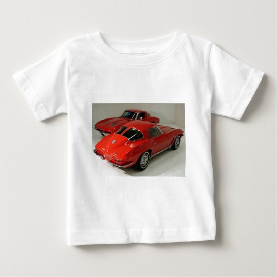 Classic Split Window Cars Baby T-Shirt