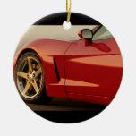 Classic Split Window Cars Christmas Ornament