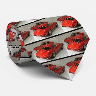 Classic Split Window Cars Neck Tie