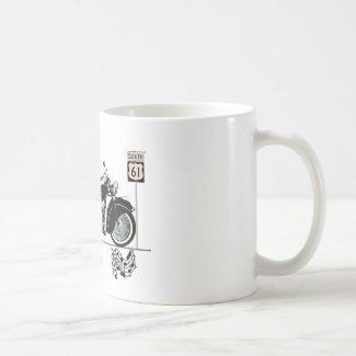 Classic Spokes & Strings Coffee Mug