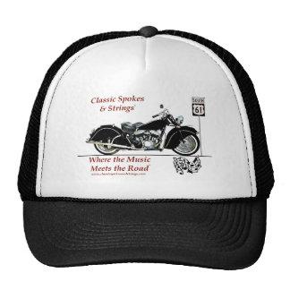 Classic Spokes & Strings Hat