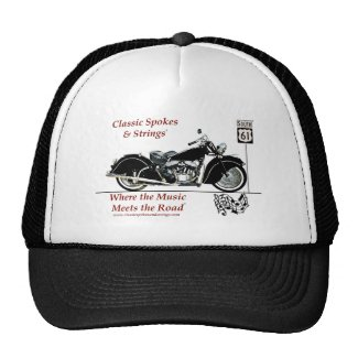 Classic Spokes & Strings Hat