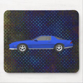 Classic Sports Car: 3D Model: Custom Mousepad