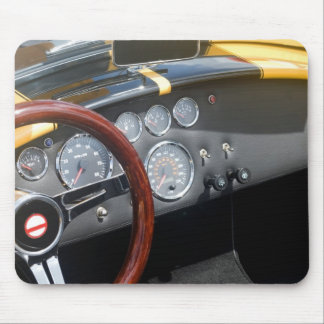 Classic Sports Car Mouse Pad