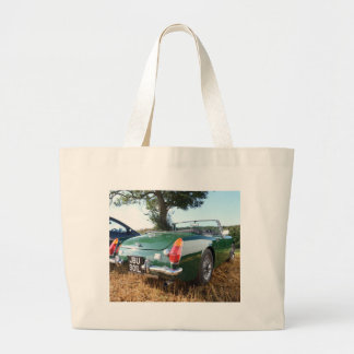 Classic Sportscar Large Tote Bag