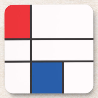 Classic Squares Drink Coasters