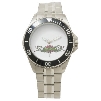 """Classic stainless steel women's watch """"Wildthing"""""""