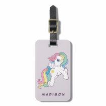Classic Starshine | I Want A Pony Luggage Tag
