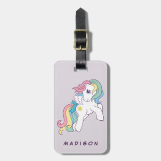 Classic Starshine | I Want A Pony Luggage Tag