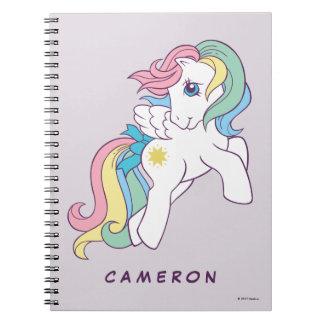 Classic Starshine | I Want A Pony Notebook